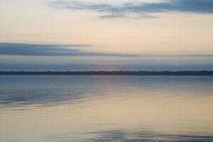 Newnan's Lake Sunset